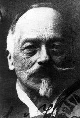 A. Kraus - jediná dochovaná fotografie