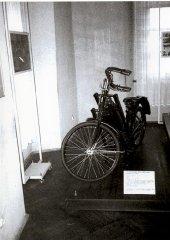Krausův motocykl