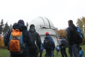 robotický dalekohled oddělení meziplanetární hmoty