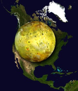 Obvod měsíce Io je 11 446 km. Autor: businessinsider.com